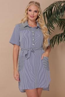 платья больших размеров оптом от производителя Lenida платья батал