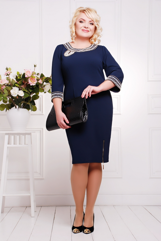 Купить Женское Платье 54 56 Размера