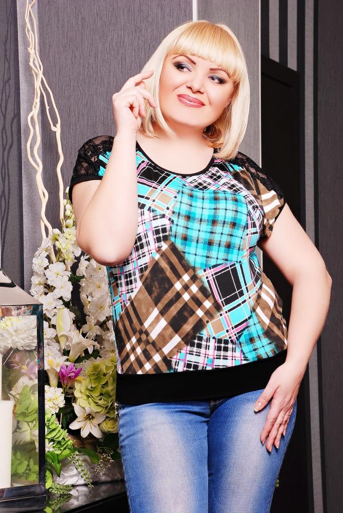 Кофточки женские больших размеров